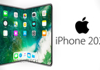 Không chịu kém Samsung, Apple định sản xuất iPhone nắp gập