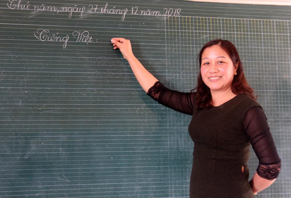 Cô giáo thu hút triệu lượt xem: 'Tôi xấu hổ khi từng dọa nạt học trò'