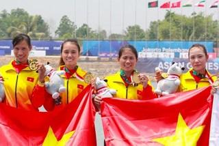 Thể thao Việt Nam 2018: Dấu ấn Asiad và đích ngắm Olympic