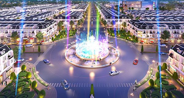 đầu tư BĐS,thành phố trẻ
