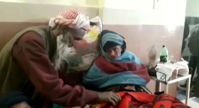 Cụ bà 65 tuổi sinh con thứ hai cho người chồng 80 tuổi