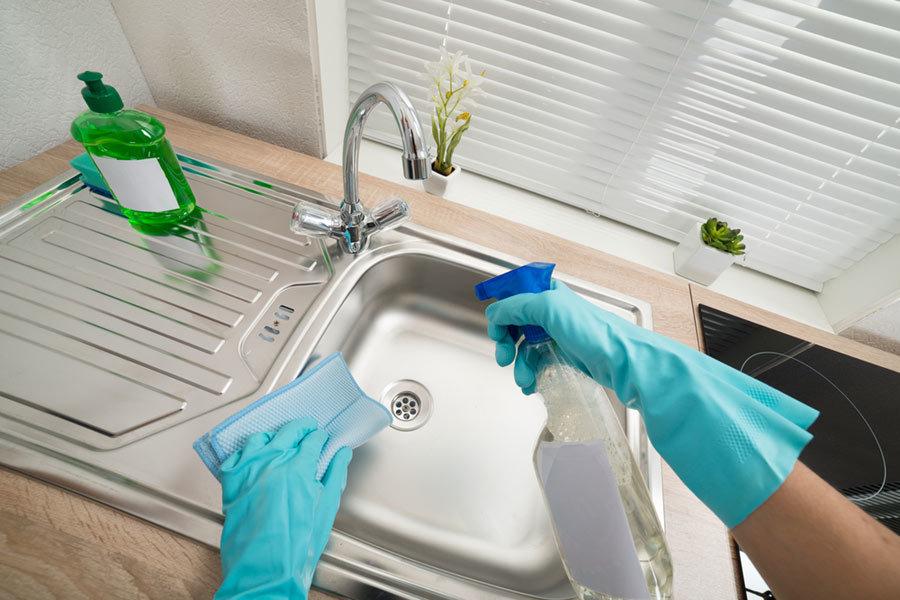 Bỏ túi mẹo dọn nhà bếp 'vừa nhanh vừa sạch' để đón Tết