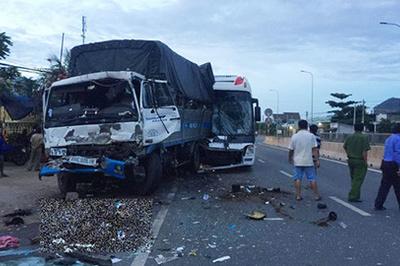 Ngày đầu nghỉ Tết Dương: 27 người chết vì tai nạn