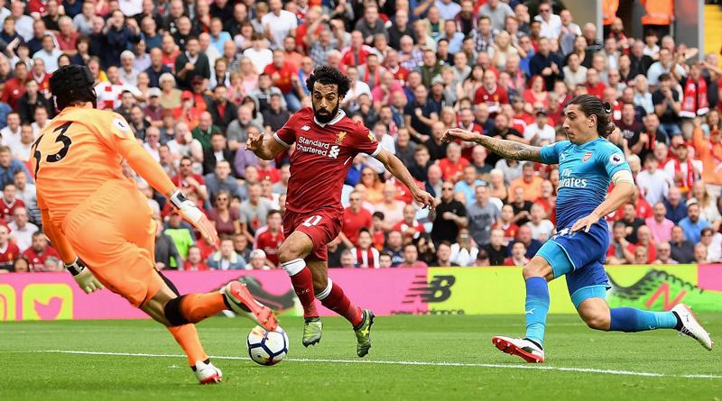 Trực tiếp Liverpool vs Arsenal: Khó cản Lữ đoàn đỏ