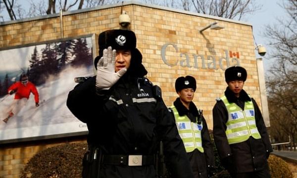 Trung Quốc thả một công dân Canada
