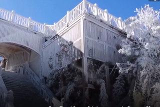 3 địa điểm có thể ngắm tuyết đợt rét kỷ lục ở Bắc Bộ