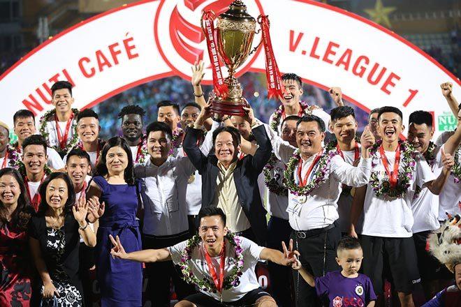 Thầy trò HLV Park Hang Seo 'khuynh đảo' top sự kiện bóng đá 2018