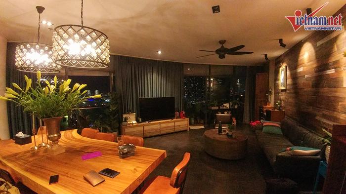 Hồ Trung Dũng sống một mình trong căn hộ gần 10 tỷ đồng - Ảnh 1.