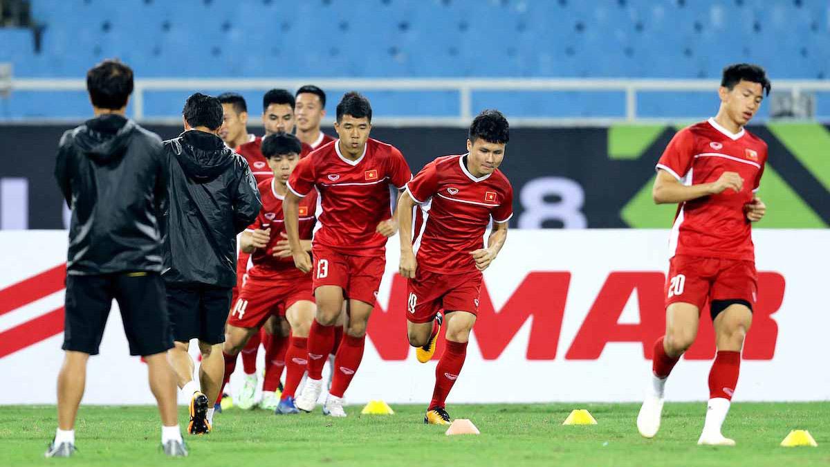 Báo Iran: Tuyển Việt Nam vô danh mà mơ vô địch Asian Cup!