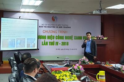 Thúc đẩy xây dựng doanh nghiệp, thương hiệu công nghệ xanh Việt Nam