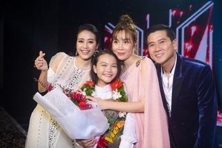 Cô bé dân ca Hà Quỳnh Như đăng quang quán quân Giọng Hát Việt nhí
