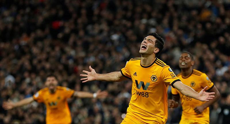 Tottenham bất ngờ gục ngã trước 'bầy sói' Wolves