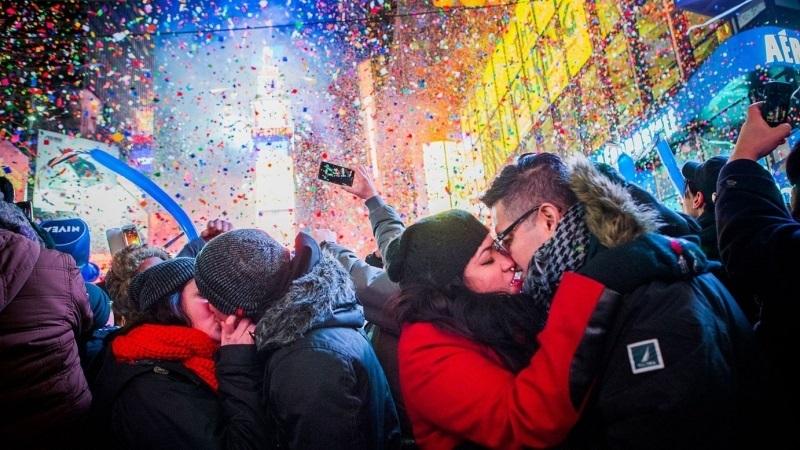 Các quốc gia trên thế giới đón năm mới như thế nào?