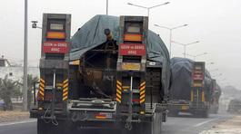Thổ Nhĩ Kỳ điều nhiều vũ khí hạng nặng tới sát Syria