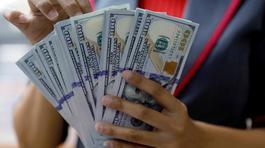Tỷ giá ngoại tệ ngày 5/1: USD tăng nhẹ, Yên giảm giá