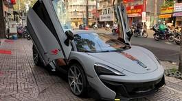 'Công tử' Bạc Liêu tậu siêu xe độc nhất Việt Nam của Cường Đôla