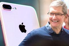 CEO Apple ủng hộ việc bảo vệ dữ liệu người dùng