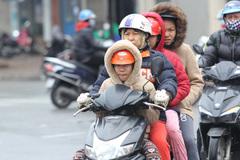 Dự báo thời tiết 31/12: Hà Nội giảm mưa, trời rét hại