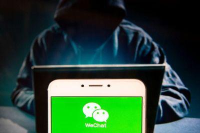 Mã độc tống tiền người dùng WeChat