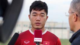 """Xuân Trường: """"Tuyển Việt Nam quyết vượt qua vòng bảng Asian Cup"""""""
