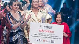 Khán giả bất ngờ vì chung kết The Face bị dừng sóng trên VTV