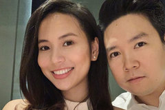 Vợ sắp cưới xinh đẹp và giản dị của ca sĩ Lê Hiếu