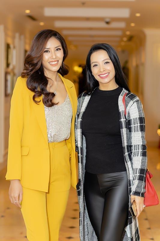 Nguyễn Thị Loan,Hoa hậu Đỗ Mỹ Linh