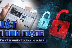 Luật An ninh mạng chính thức có hiệu lực