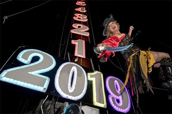 Thế giới rộn ràng chuẩn bị đón năm mới 2019