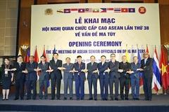 ASEAN quyết tâm không ma túy