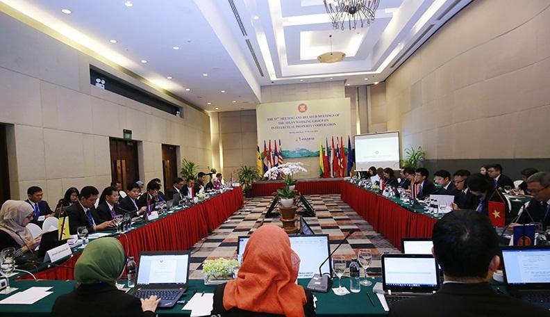 Hợp tác ASEAN về sở hữu trí tuệ mang lại nhiều kết quả