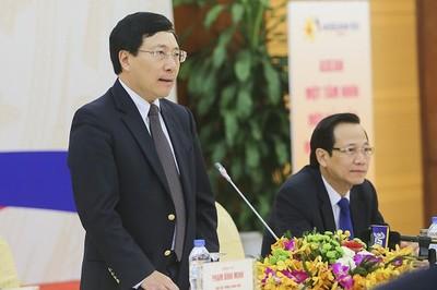 Chủ tịch ASEAN 2020 là phép thử cho sự trưởng thành