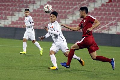 Cận cảnh trận thắng của tuyển Việt Nam trước Philippines