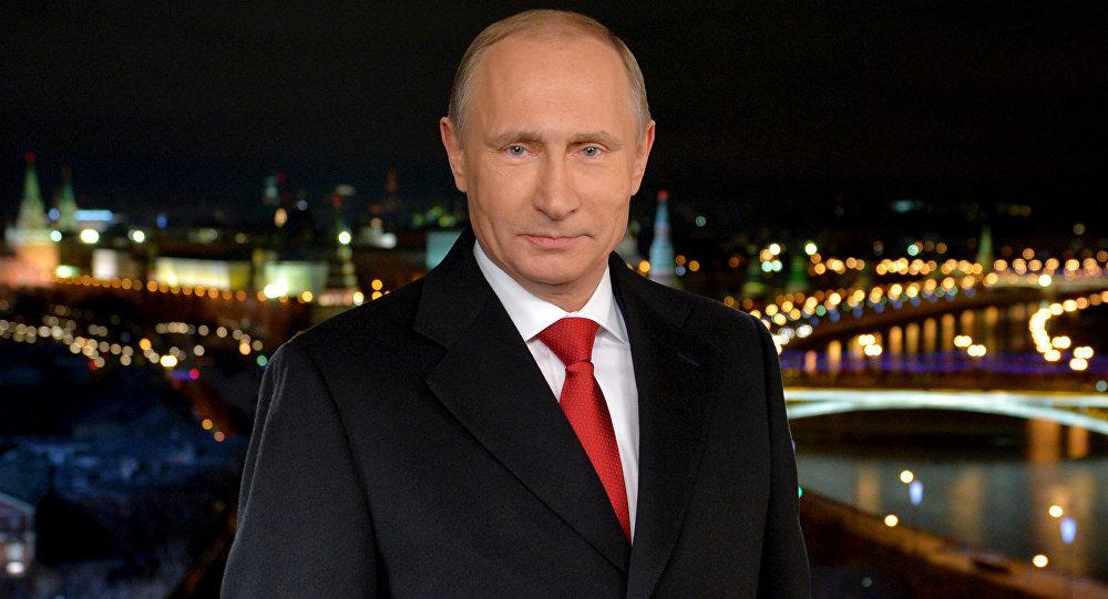 phát biểu năm mới,chào năm mới,diễn văn năm mới,Tổng thống Putin