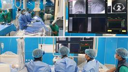 3 trẻ mắc bệnh tim ở Quảng Ninh thoát cửa tử trước giao thừa