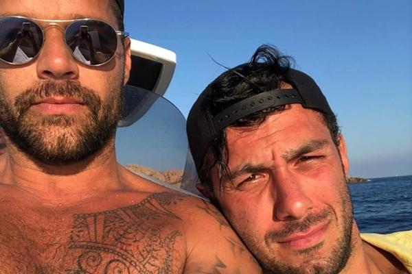 Cặp đồng tính Ricky Martin và Jwan Yosef chào đón cô con gái