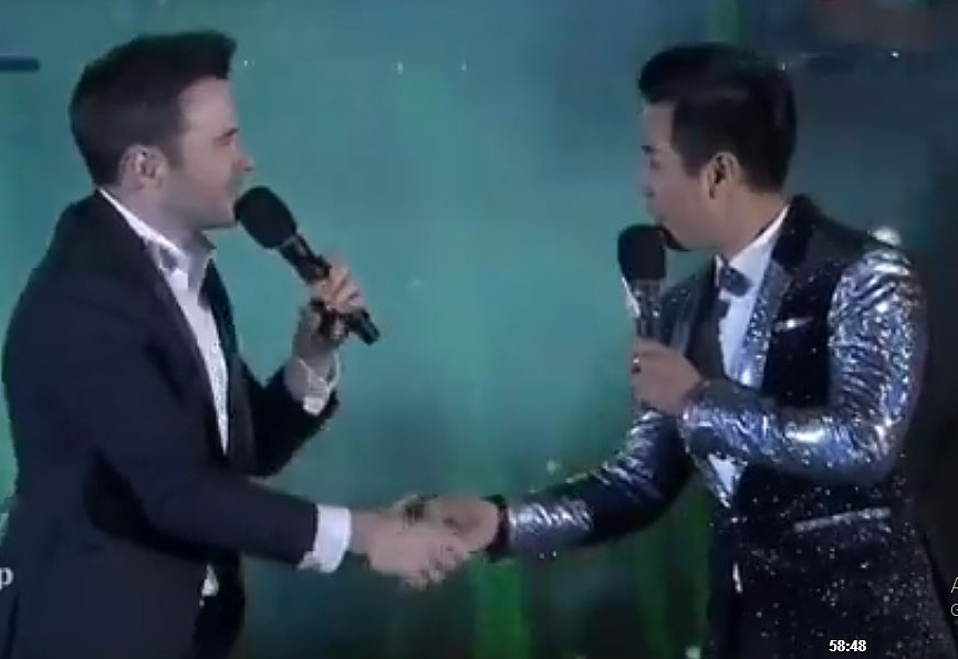 Nguyên Khang: 'Shane Filan của Westlife thân thiện cởi mở'