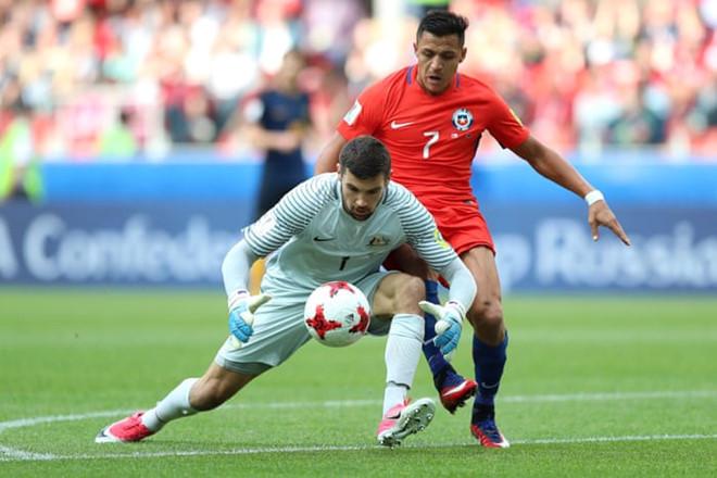 Đặng Văn Lâm lọt top 5 thủ môn đáng xem nhất Asian Cup 2019