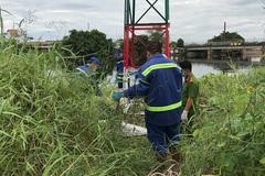Người đàn ông chết bất thường, thi thể trôi sông ở Sài Gòn