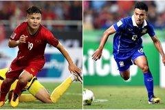 """Video Quang Hải so tài với """"Messi Thái"""" Chanathip"""