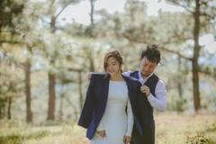 Hari Won gửi Tiến Đạt lời yêu thương 'hạnh phúc mãi nhé anh'