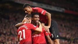 Newcastle vs MU: Bay cao cùng Pogba và Solskjaer