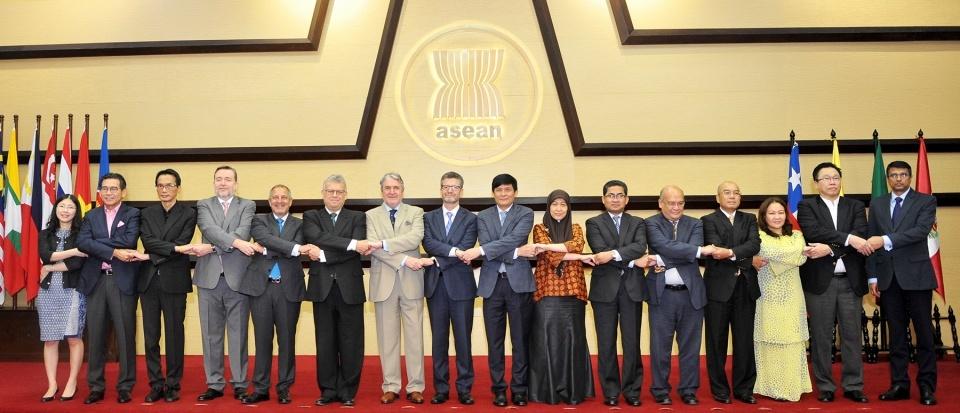 """ASEAN - Liên minh Thái Bình Dương: """"Cầu nối"""" hai bờ Thái Bình Dương"""