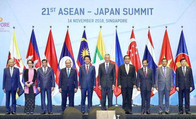 ASEAN-Nhật Bản: Hợp tác toàn diện vì hòa bình và phát triển thịnh vượng
