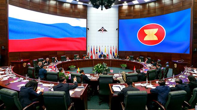 Kỷ nguyên mới cho quan hệ Nga – ASEAN