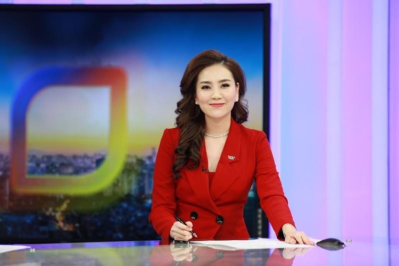 Lần đầu lên sóng chính thức của Mai Ngọc với tư cách BTV Thời sự