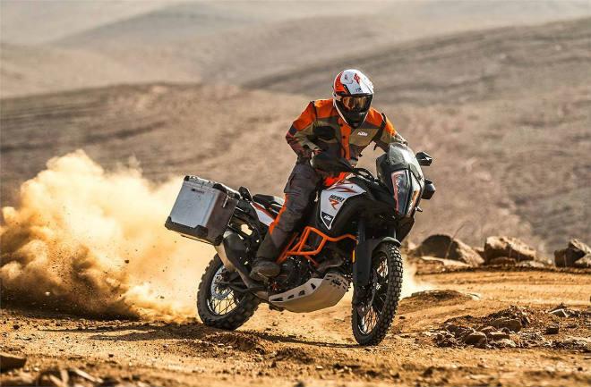 Đi phượt,Phượt thủ,KTM 1290 Super Adventure R,Triumph Tiger 800 XCx,Ducati Multistrada,Honda African Twin,BMW GS,động cơ,ABS,Suzuki V-Strom