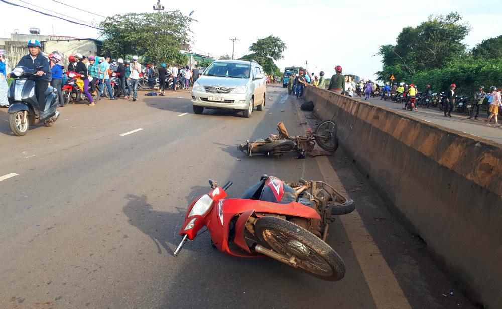 tai nạn giao thông,lâm đồng,TNGT,tai nạn chết người,tai nạn
