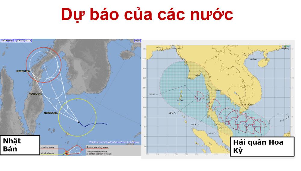 Bão số 1 nguy hiểm, 5 tỉnh cấm biển