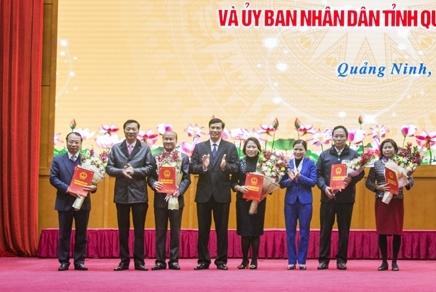 Điều động, bổ nhiệm nhân sự Quảng Ninh, Hải Phòng, Đắk Nông